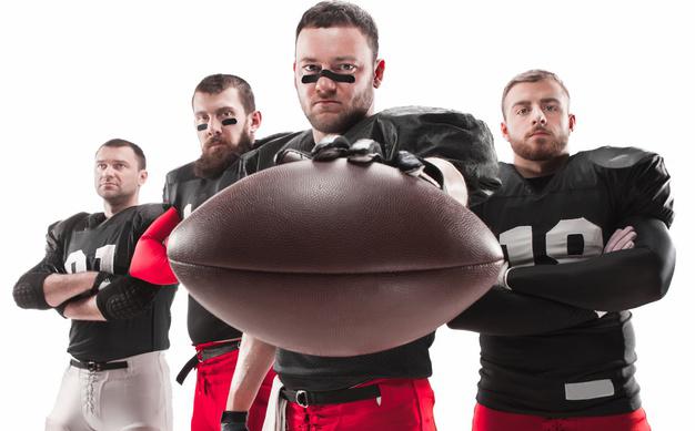 Team American Football